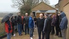 Uckfield residents on new homes discussions