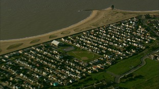 £5m is being spent improving roads and drainage in Jaywick.