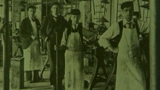 Marconi's Chelmsford factory in the 1800's