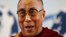 Dalai Lama confirms Glastonbury Festival appearance