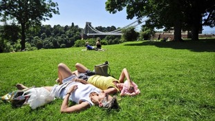 The West Country is set to get a heatwave