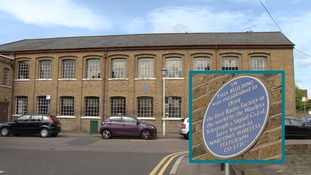 A campaign group in Chelmsford has just over a month to raise £380,000 to keep a slice of radio history in the city