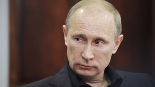 Vladimir Putin Pussy Riot