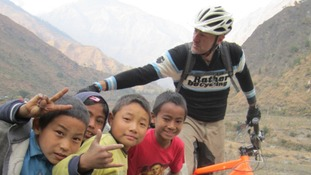 Cycle challenge raises more than £2,500 for Nepal