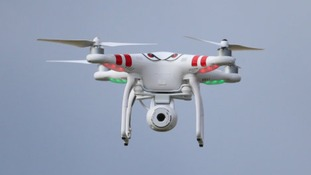 It is an offence to fly a drone within 50 metres of a building