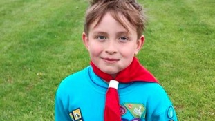 Joe Coxon: Seven-year-old disappears on his way to friend's house