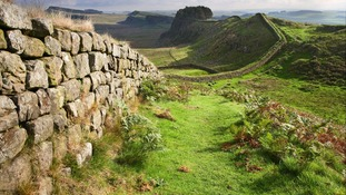 Great Wall meets Hadrian's Wall
