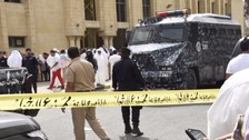 kuwait bomb
