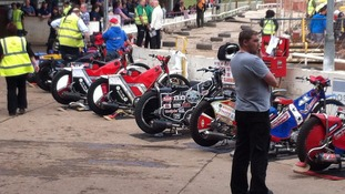 Tiger Feat: Mildenhall speedway marks 40 years at West Row