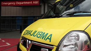 Emergency services responded to both crashes in Shropshire.
