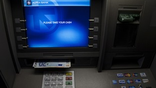 Greek people are limited to withdrawing 60 euros a day