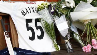 Tributes to Tom Maynard
