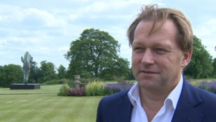 David Ross speaks to ITV News
