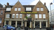 The White Hart Hotel, Newmarket