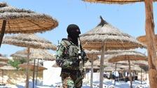 Tunisian military
