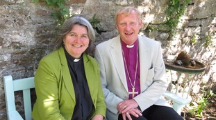 Bishop of Taunton with Bishop of Bath & Wells