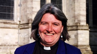 The new Bishop of Taunton is announced