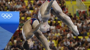 Daley and Waterfield dive in the finals