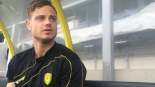 New Burton Albion signing Timmy Thiele