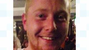 Luke Harding, who went missing in Colchester