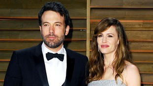 Jenniger garner and Ben Affleck in 2003. The pair met on the set of Daredevil.