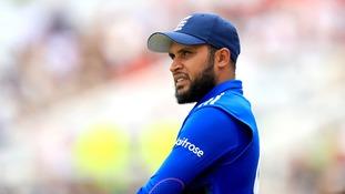 England call-up spinner Rashid for Ashes opener
