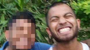 Mohammed Zayd Hussain, 25.
