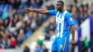 Magnus Okuonghae left Colchester United in the summer.