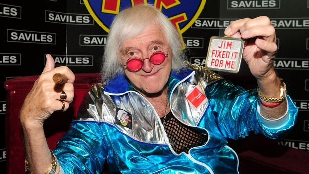 Sir Jimmy Savile auction