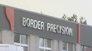Border Precision factory in Kelso