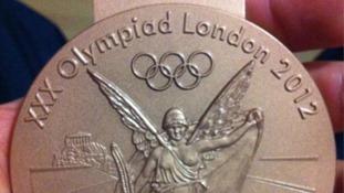 Team GB's men's gymnastics team won bronze on Monday.