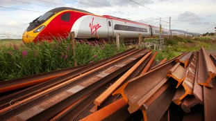 Virgin West Coast, which runs train services through the West Midlands, is the least punctual rail company in the country