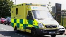 Ambulances are receiving more emergency calls