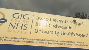 Betsi Cadwaladr UHB
