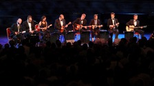 The 'Ukes' played at the Proms in 2009