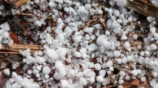 Hailstones