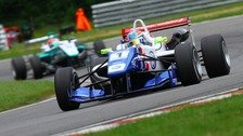 F3 racing at Snetterton