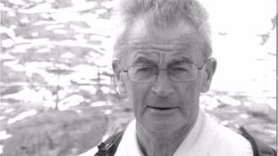 Missing: Alan Hayood