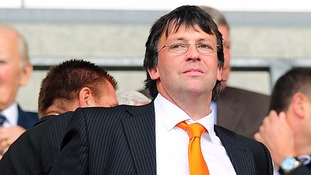 Blackpool chairman warned over having gun in public