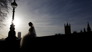 Fake brides can be bought for £10,000
