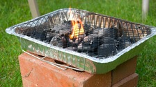BBQ fires are more common over the summer.