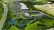 Castleford Tigers get stadium plan boost