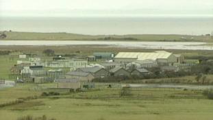 Llanbedr Airfield in Snowdonia