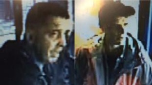Two men wanted after incident on Newcastle bus