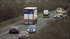 The A14 could be part funded through tolling