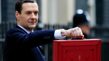 The Chancellor is expected to set out his plans in the first all-Conservative Budget on Wednesday