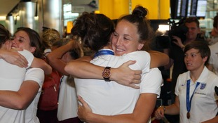 FA in hot water over 'sexist' tweet as Lionesses return from Women's World Cup