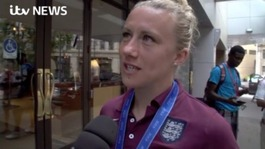 Laura Bassett: Lionesses made the best of a bad situation