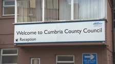 Cumbria County Council will need to make massive cuts.