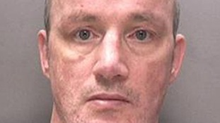 Martin Stafford, convicted of murdering Michelle Gunshon at Birmingham Crown Court